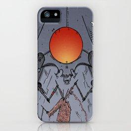 Robo Knit iPhone Case