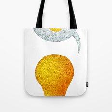Happy Ideas!  Tote Bag