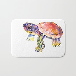Nursery Turtle Bath Mat