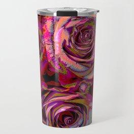 Extreme Roses Travel Mug