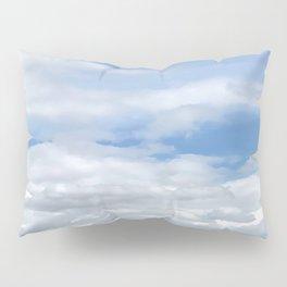 Soft Heavenly Clouds Pillow Sham