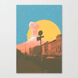 Dusk #1 Canvas Print