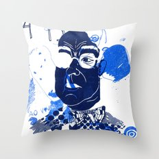 Jeez Throw Pillow