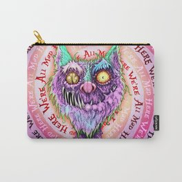 Cheshire Catastrophe Carry-All Pouch
