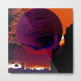 Dark side of the Moon 1 Metal Print