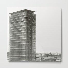 MILAN #4 Metal Print