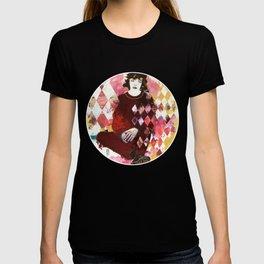 Arlecchino seduto T-shirt