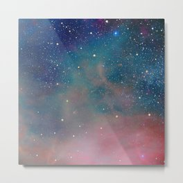 Star-formation in Orion Metal Print