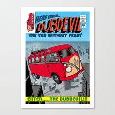 DubDevil Canvas Print