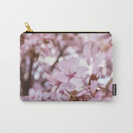 High Park Cherry Blossoms on May 11th, 2018. I Carry-All Pouch