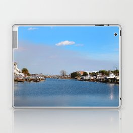 Canal Living Laptop & iPad Skin