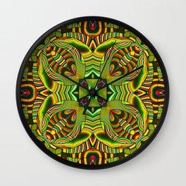 Amazonian 1 Wall Clock