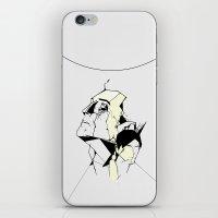 interstellar iPhone & iPod Skins featuring Interstellar by FourteenLab
