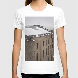 Urban Snowfall T-shirt