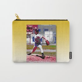 baseball throw Carry-All Pouch