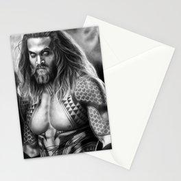 Jason Momoa, Aqua man Stationery Cards