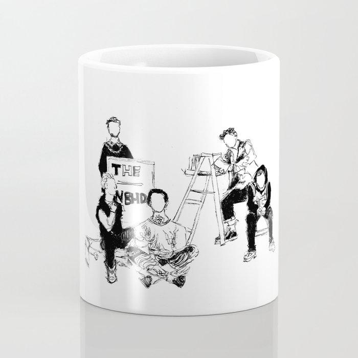 The neighbourhood: band  Coffee Mug