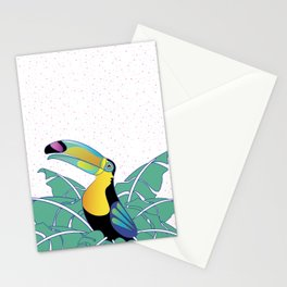 Tell me I am  Toucan Stationery Cards