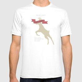 The Deer Hunter, Minimal movie poster, Michael Cimino film, alternative, Christopher Walken, De Niro T-shirt