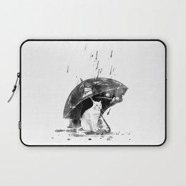 In the rain... Laptop Sleeve