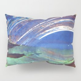 stage for the sun (pinhole camera) Pillow Sham
