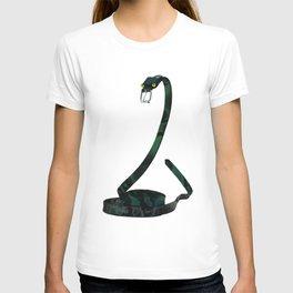 The boa belt T-shirt