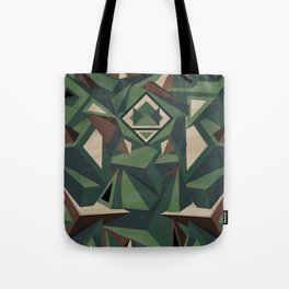 _Camouflage Tote Bag