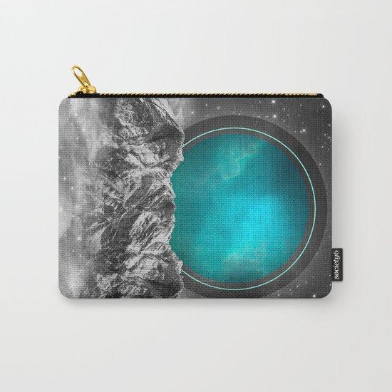 Fade Away | Lunar Eclipse Carry-All Pouch