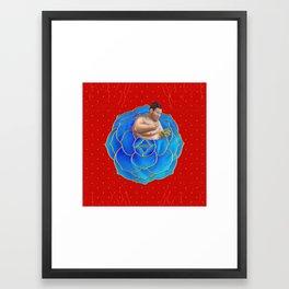 Sumo Framed Art Print