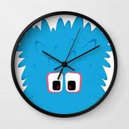 Bubble Beasts: Tangle Wrangler Wall Clock