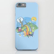Rainbow Pasta iPhone 6s Slim Case