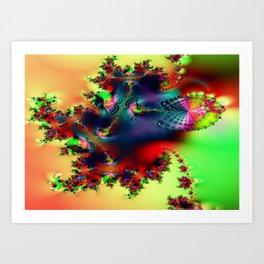 Spring of Wings Art Print