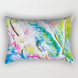 Abstract Melt II Rectangular Pillow