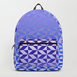 Magic Vibrations (Blue) Backpack