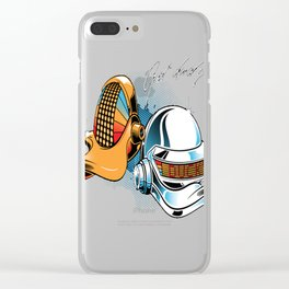 Get Ducky Clear iPhone Case