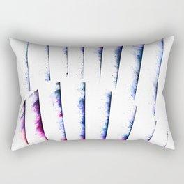 α White Crateris Rectangular Pillow
