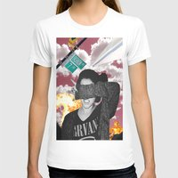 nirvana T-shirts featuring Personal Nirvana by LittleCarmine