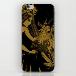 Xenia iPhone Skin
