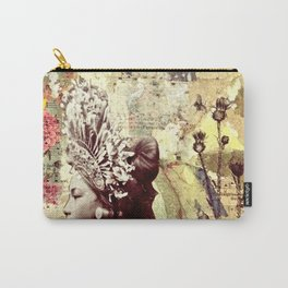 Seeking Serenity Carry-All Pouch