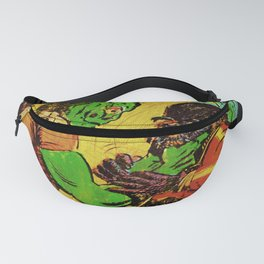 Teenage Troubles Fanny Pack