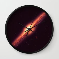 A Lonely Planet Wall Clock