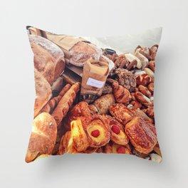 Delicious Choices Throw Pillow