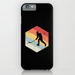 Ice Hockey Gift For Ice Hockey Player iPhone Case