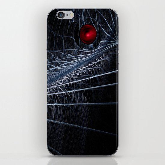 Wired Force iPhone & iPod Skin