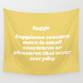 hygge Wall Tapestry