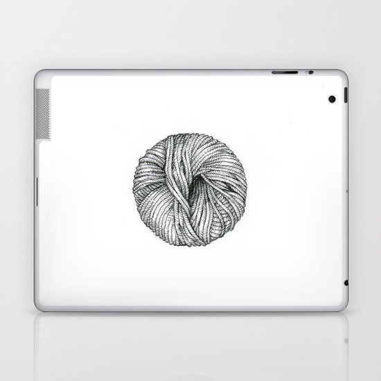 Ball of yarn Laptop & iPad Skin