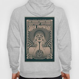 Fillmore Auditorium Psychedelic Rock Poster 1967 Hoody