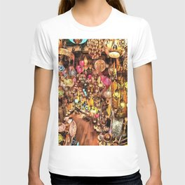 Lanterns, Lamps and Lighting of The Bazaar T-shirt