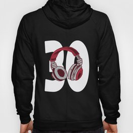 Video Game 30th Birthday Gaming Gift 30Years Gamer Hoody