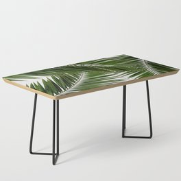 Palm Leaf III Coffee Table